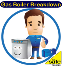 Gas Boiler Breakdown