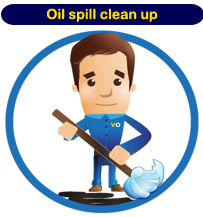 Oil Spill Clean Up